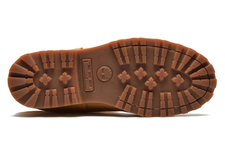 Stiefel Timberland Asphtrl 8Inwp Shrl W beige ansicht von oben