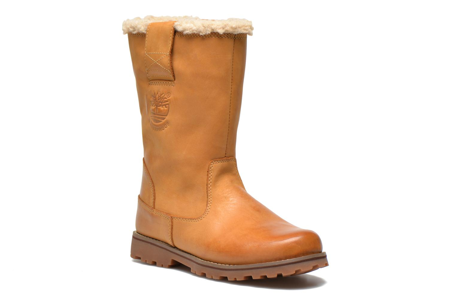 Boots & wellies Timberland Asphtrl 8Inwp Shrl W Beige detailed view/ Pair view