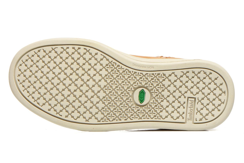 Stiefeletten & Boots Timberland Groveton 6In Lace with si beige ansicht von oben