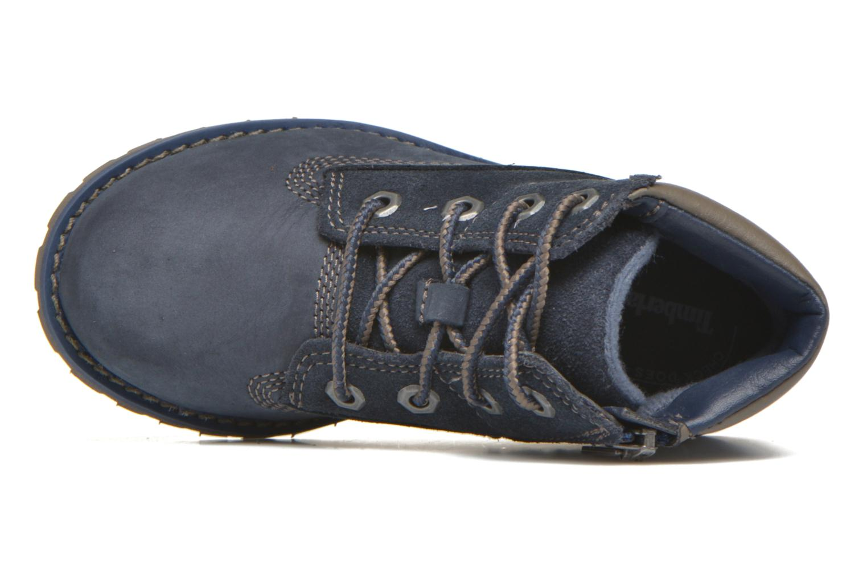 Boots en enkellaarsjes Timberland Pokey Pine 6In Boot with Blauw links