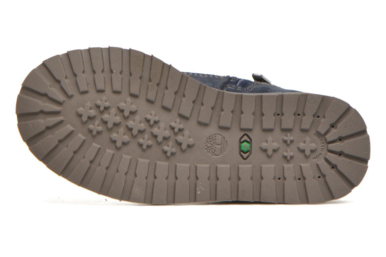 Boots en enkellaarsjes Timberland Pokey Pine 6In Boot with Blauw boven