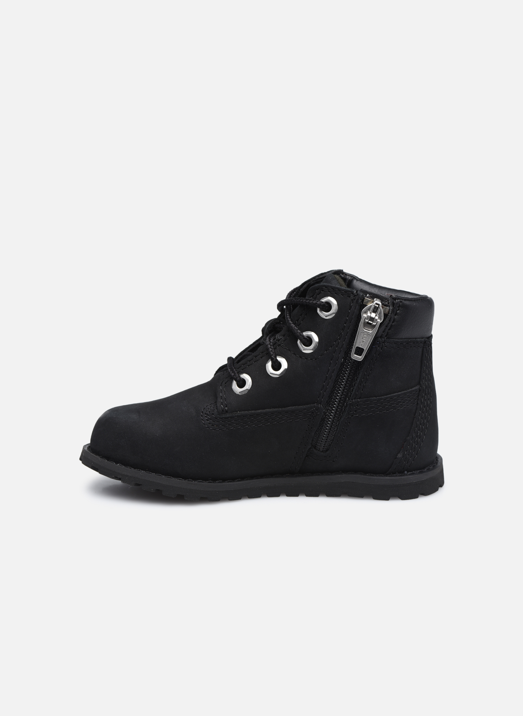 Bottines et boots Timberland Pokey Pine 6In Boot with Noir vue face