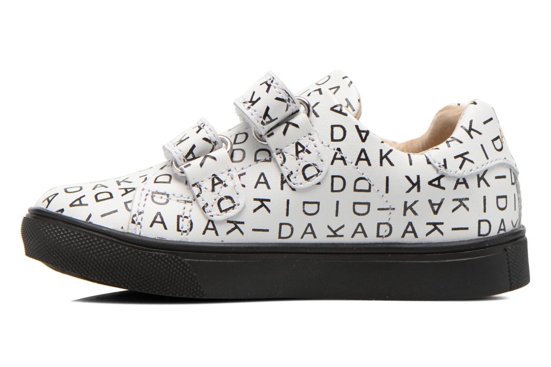 Axel White Scrabble / Black