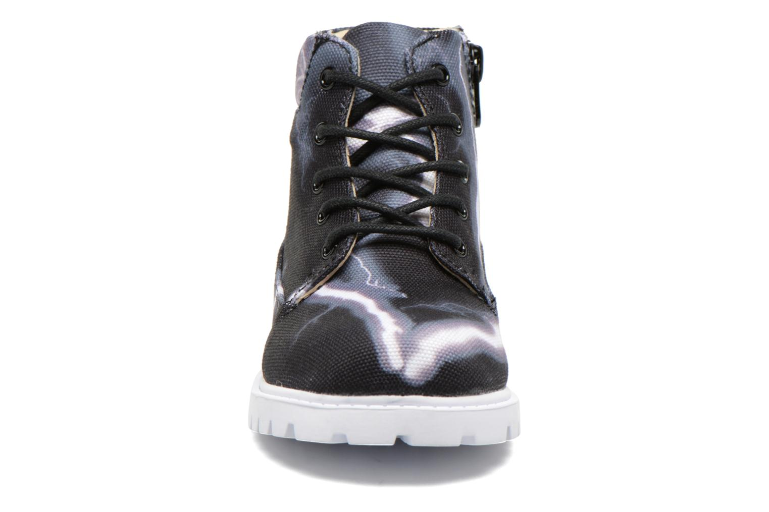 Ankle boots Akid Atticus Black model view