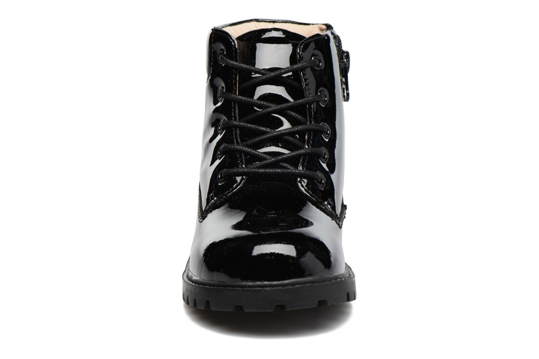 Bottines et boots Akid Atticus Noir vue portées chaussures