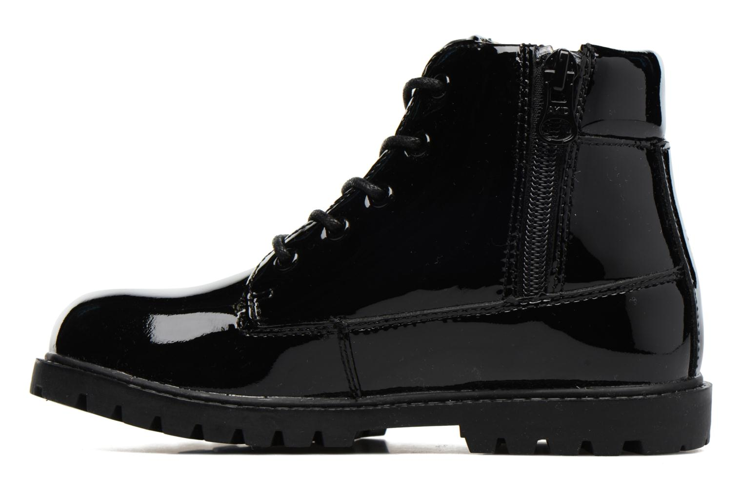 Ankle boots Akid Atticus Black front view