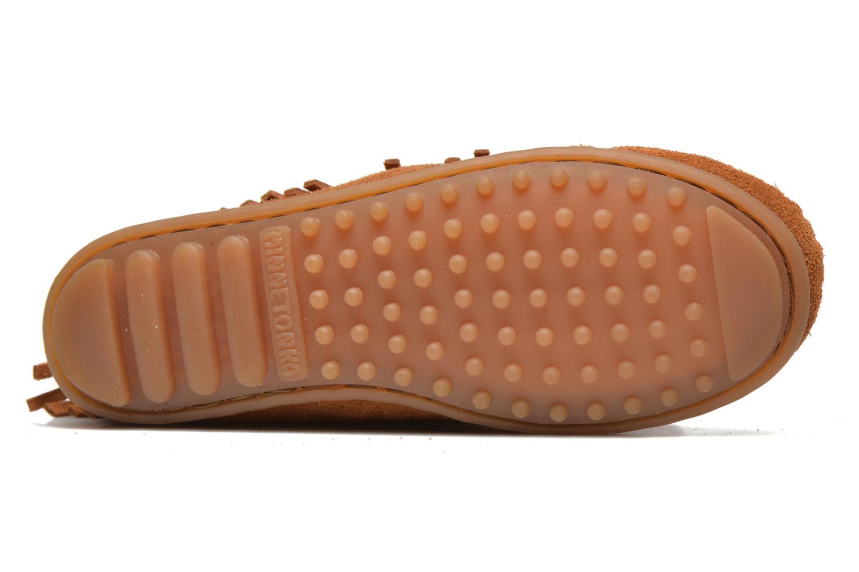 Laarzen Minnetonka Star 3 Layer Bruin boven