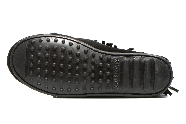 Laarzen Minnetonka 3-Layer Zwart boven
