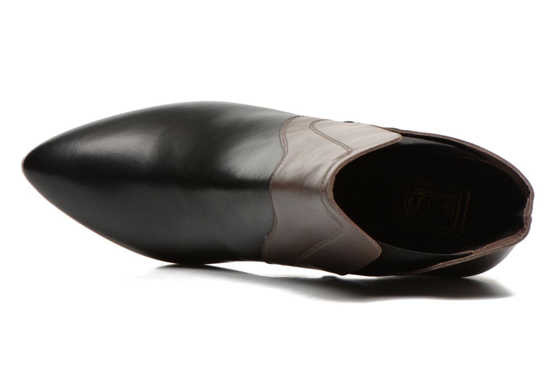 5017 Black + taupe