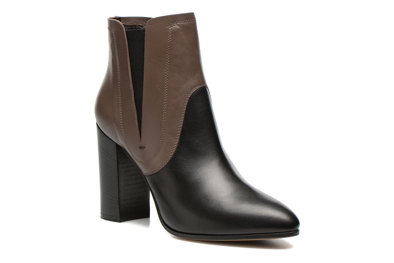 Bottines et boots Rebecca Balducci 5017 Marron vue détail/paire