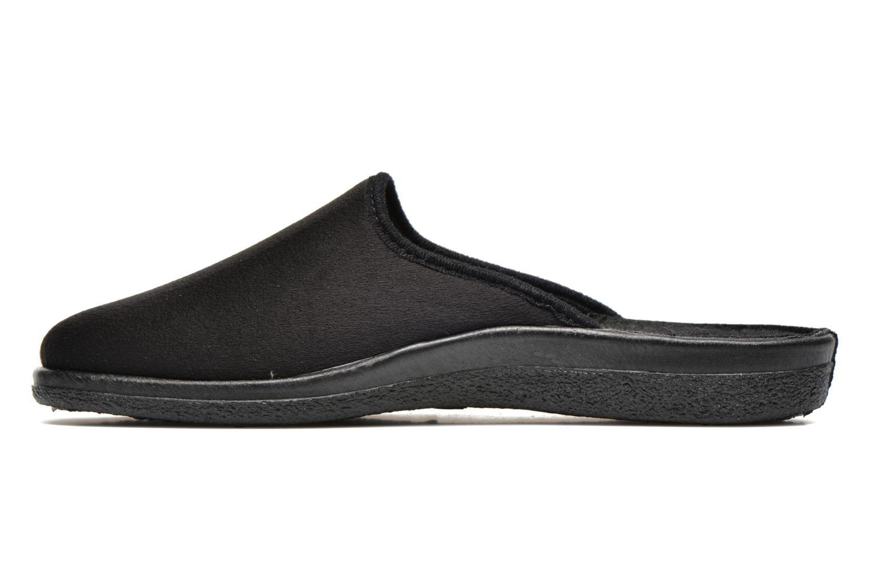 Slippers Rondinaud Gaubertin Black front view