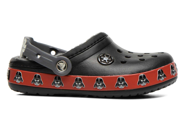 Sandaler Crocs CB Darth Vader Lined Clog Sort se bagfra