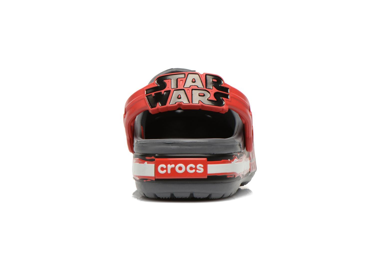 Sandales et nu-pieds Crocs CB Star Wars Villain Clog K AH15 Gris vue droite