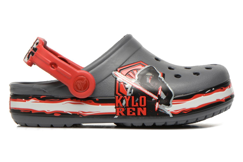 Sandales et nu-pieds Crocs CB Star Wars Villain Clog K AH15 Gris vue derrière