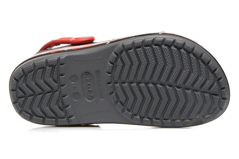 Sandales et nu-pieds Crocs CB Star Wars Villain Clog K AH15 Gris vue haut