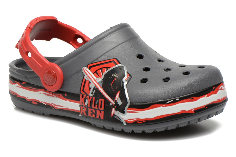 Sandales et nu-pieds Crocs CB Star Wars Villain Clog K AH15 Gris vue détail/paire