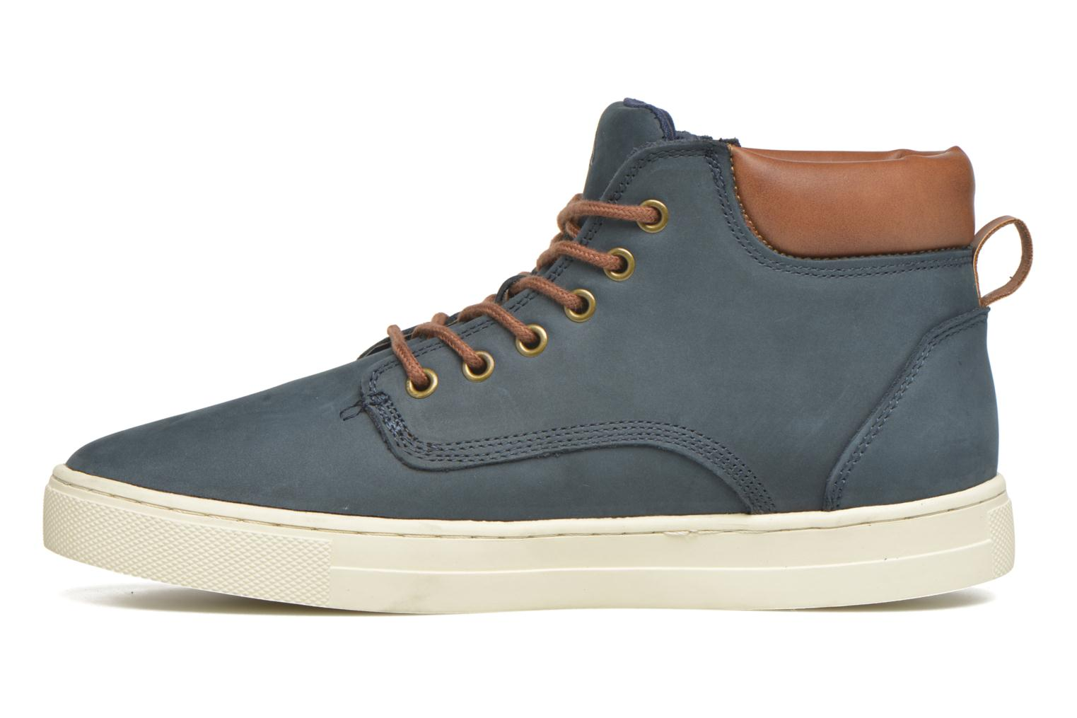 Trainers FILA Roswell N Mid Blue front view
