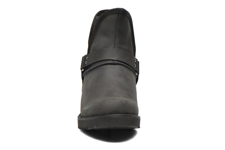Stiefeletten & Boots UGG Glen schwarz schuhe getragen