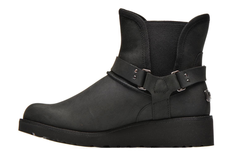 Bottines et boots UGG Glen Noir vue face