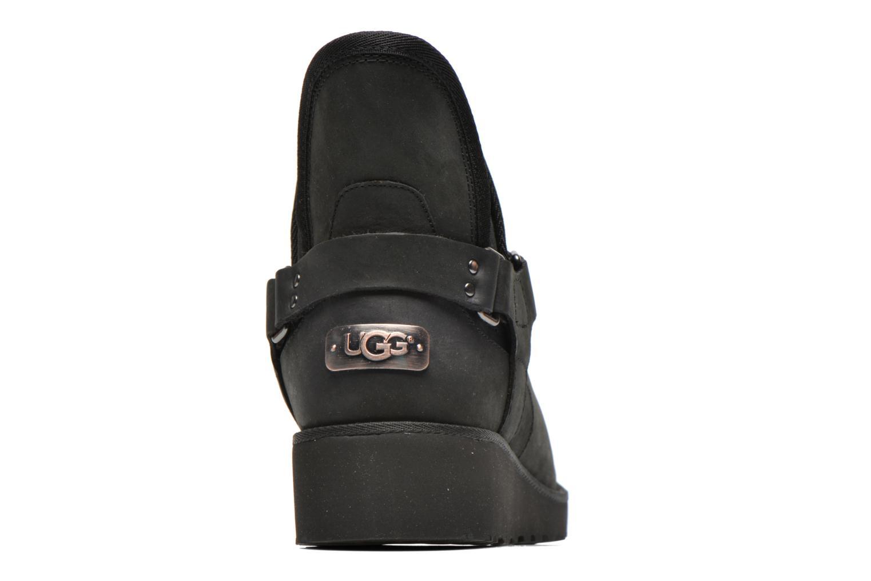 Stiefeletten & Boots UGG Glen schwarz ansicht von rechts