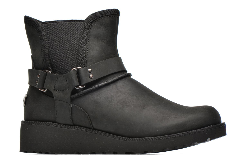 Stiefeletten & Boots UGG Glen schwarz ansicht von hinten
