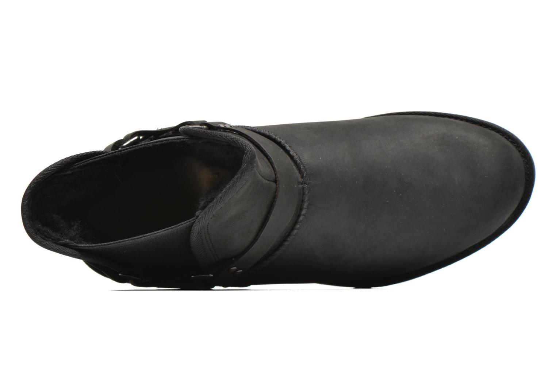 Bottines et boots UGG Glen Noir vue gauche
