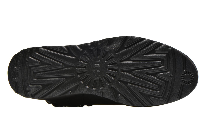 Stiefeletten & Boots UGG Glen schwarz ansicht von oben