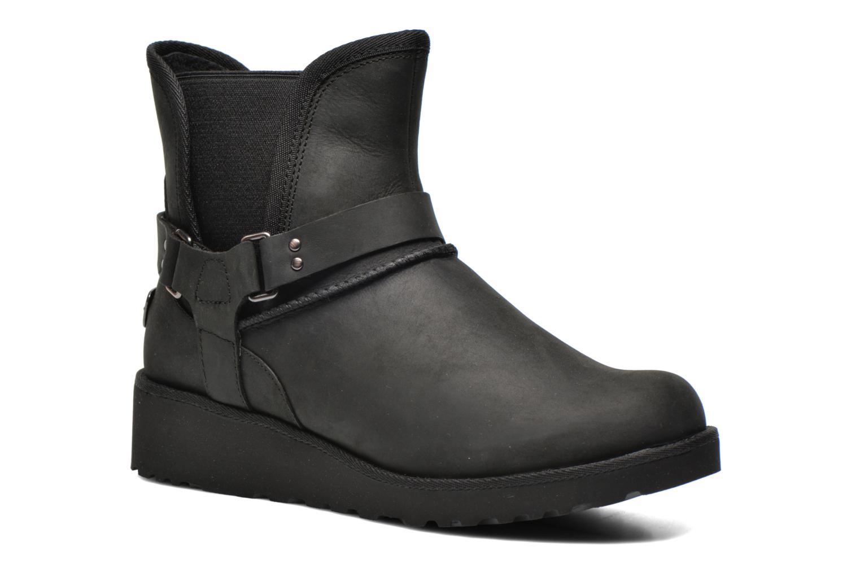 Bottines et boots UGG Glen Noir vue détail/paire