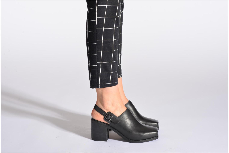 Honcho Black leather