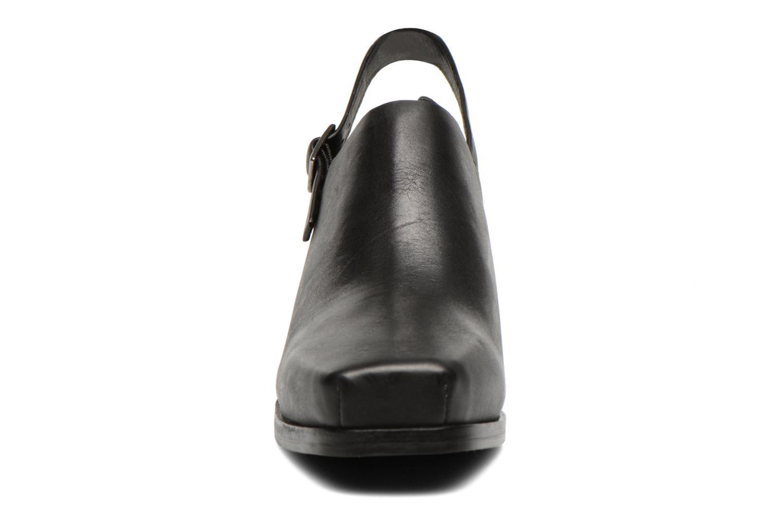 Mules et sabots Intentionally blank Honcho Noir vue portées chaussures