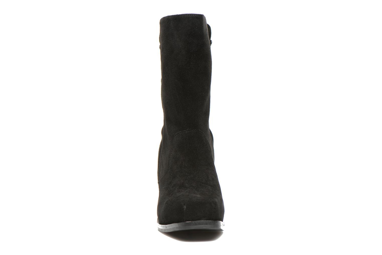 Boots en enkellaarsjes Intentionally blank Poncho Zwart model