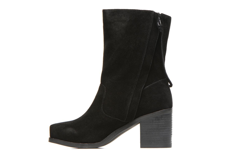 Boots en enkellaarsjes Intentionally blank Poncho Zwart voorkant