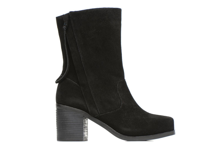 Bottines et boots Intentionally blank Poncho Noir vue derrière