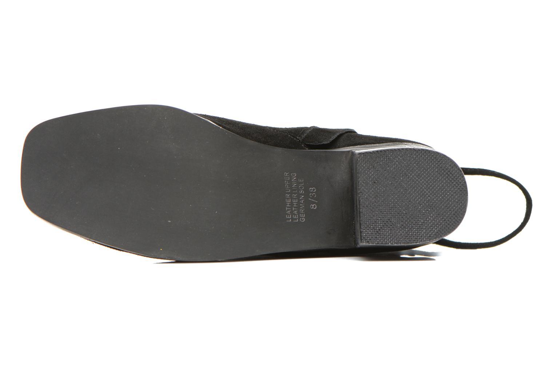 Boots en enkellaarsjes Intentionally blank Poncho Zwart boven