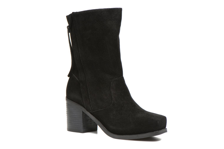 Boots en enkellaarsjes Intentionally blank Poncho Zwart detail
