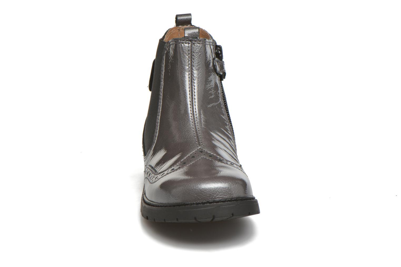 Bottines et boots Start Rite Chelsea Gris vue portées chaussures