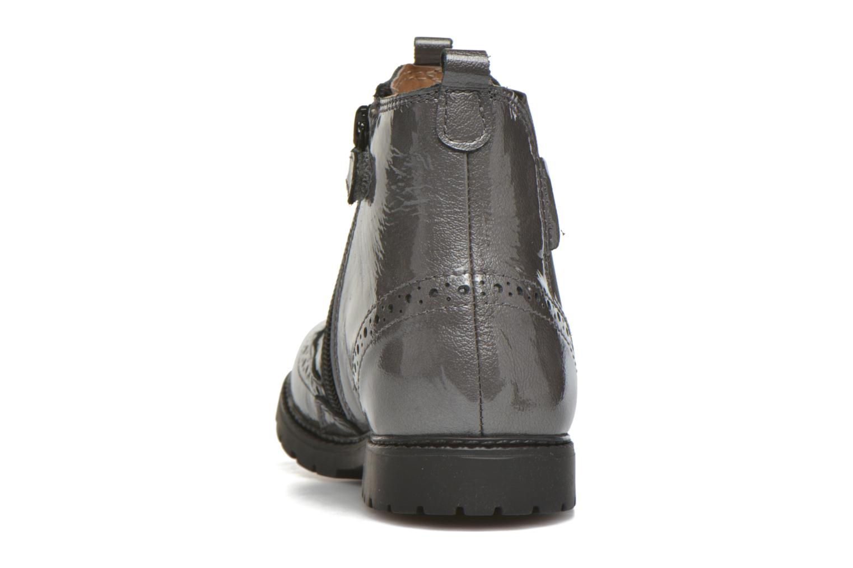 Bottines et boots Start Rite Chelsea Gris vue droite
