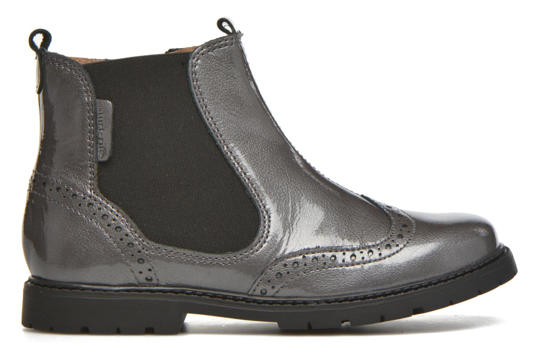 Bottines et boots Start Rite Chelsea Gris vue derrière