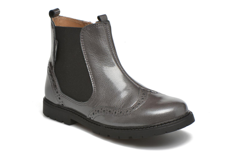 Ankelstøvler Start Rite Chelsea Grå detaljeret billede af skoene