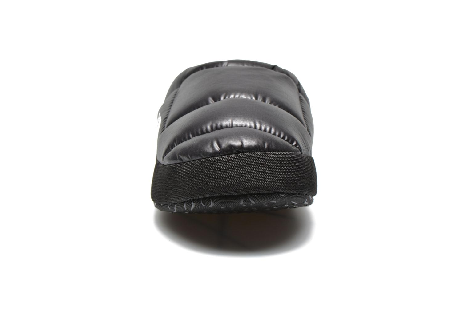 Chaussons The North Face M NSE Tent Mule III Noir vue portées chaussures