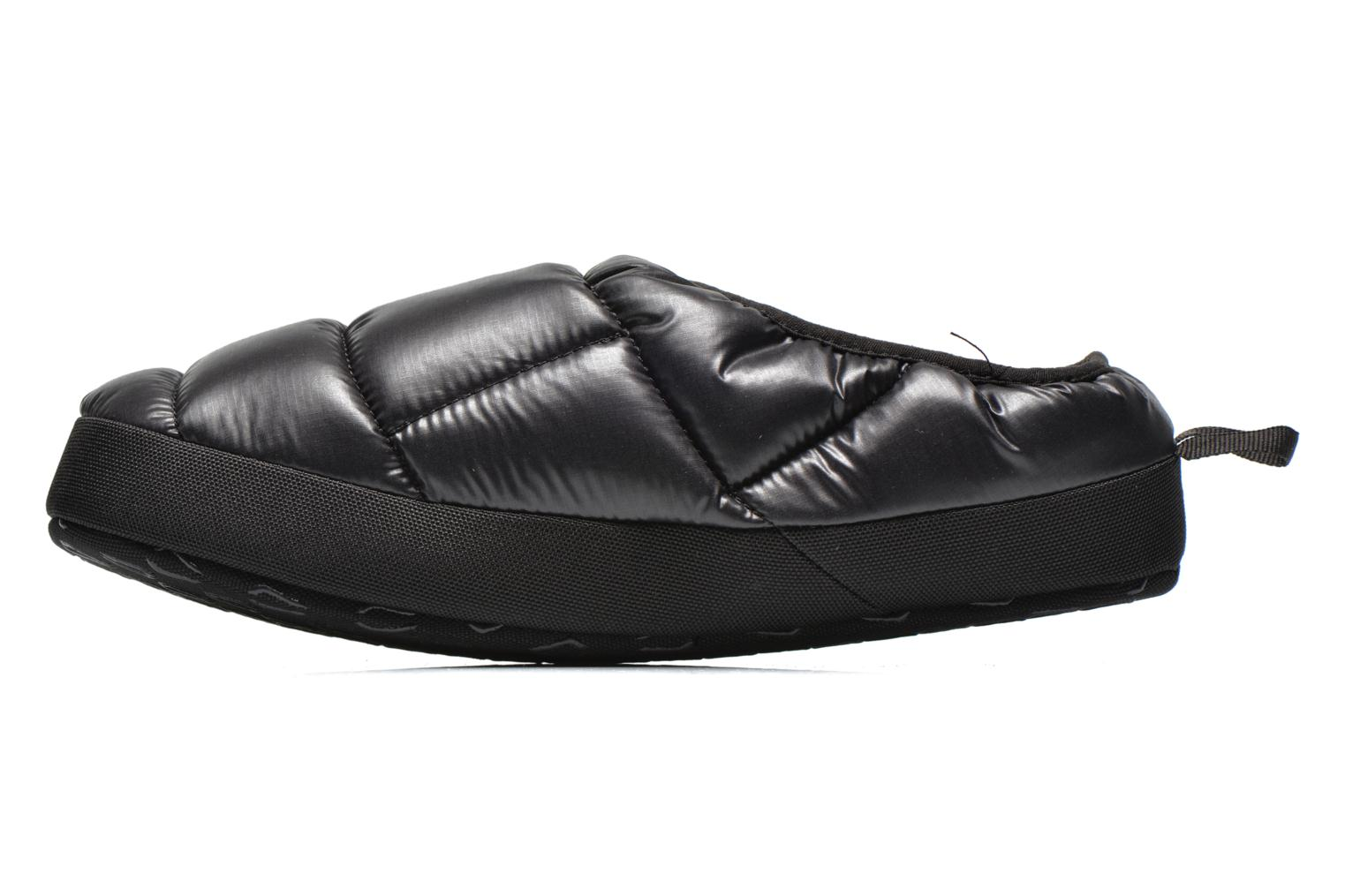 Chaussons The North Face M NSE Tent Mule III Noir vue face