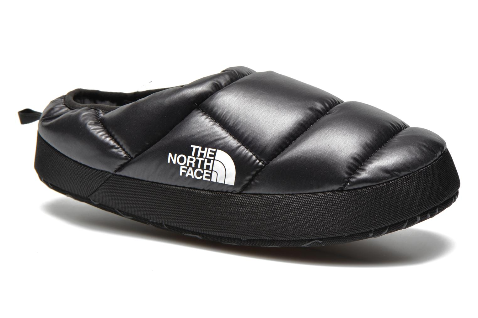 Slippers The North Face M NSE Tent Mule III Black detailed view/ Pair view