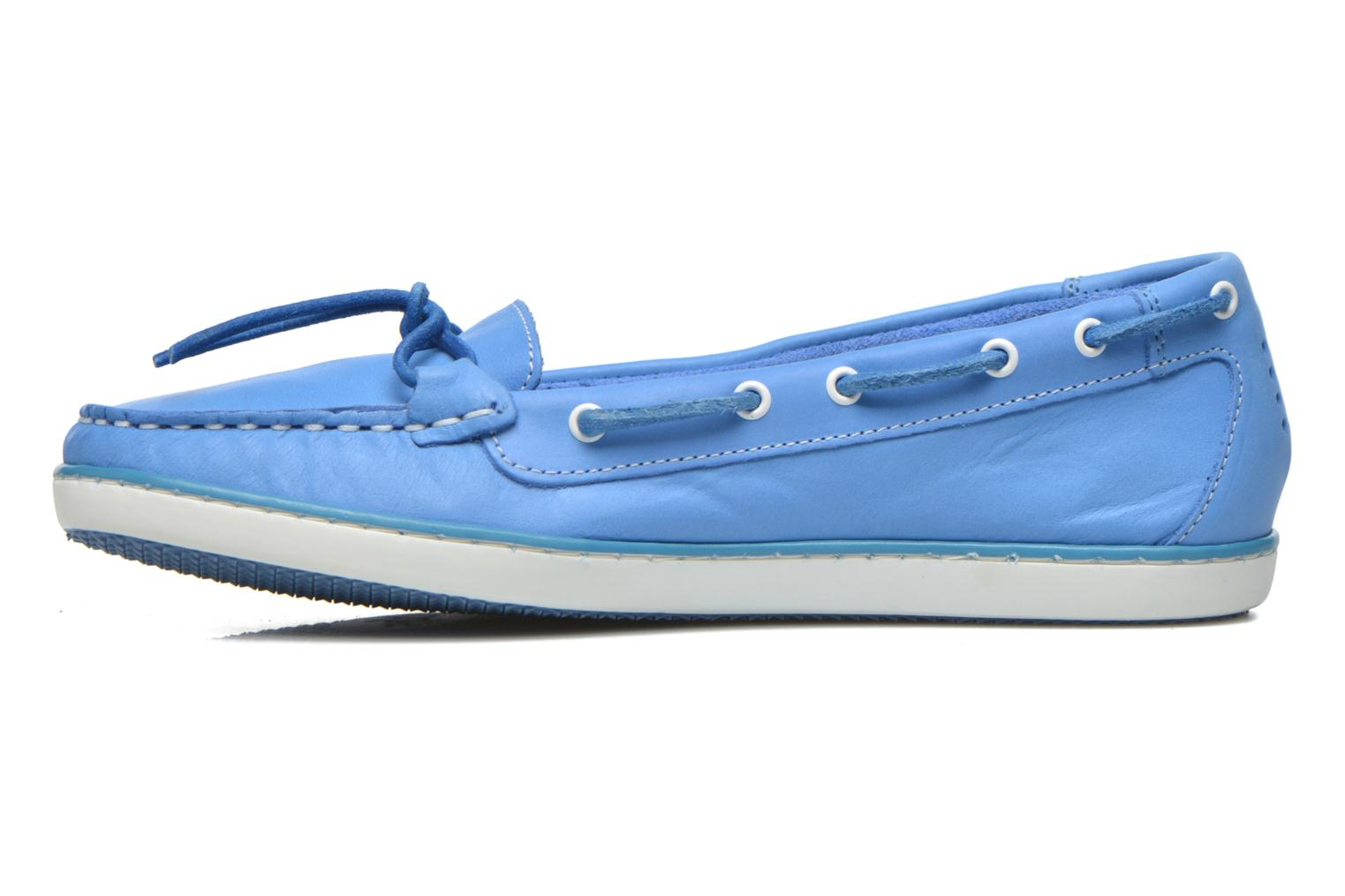 Loafers TBS Cadice Blue front view