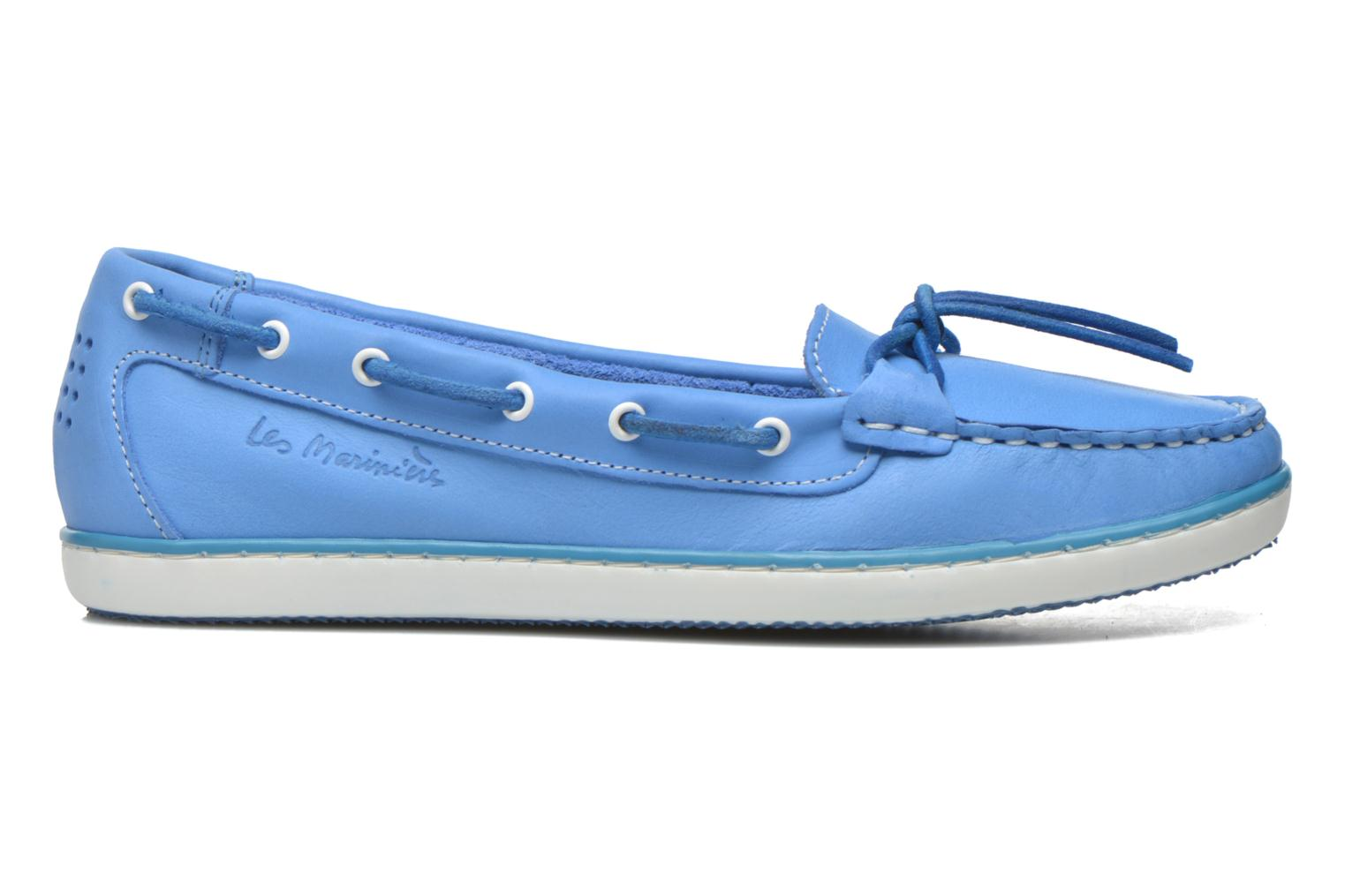Loafers TBS Cadice Blue back view