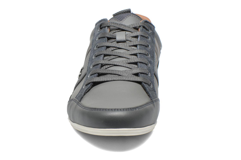 Sneaker Lacoste Chaymon Prm2 grau schuhe getragen
