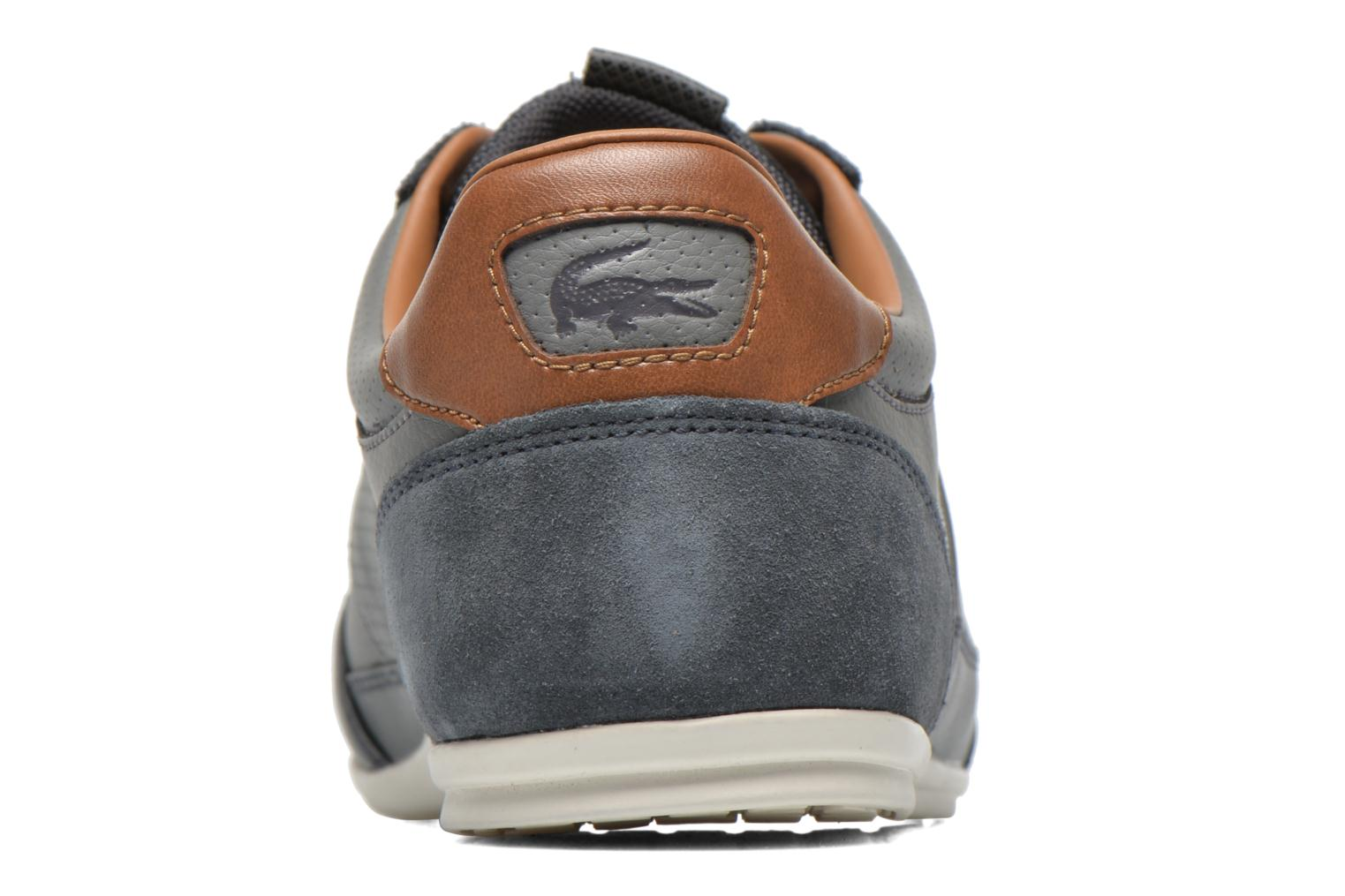 Trainers Lacoste Chaymon Prm2 Grey view from the right