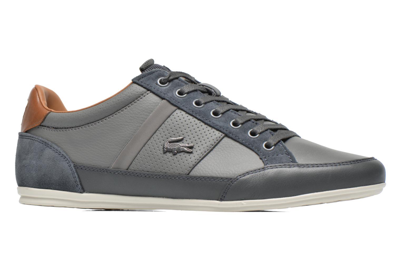 Sneaker Lacoste Chaymon Prm2 grau ansicht von hinten