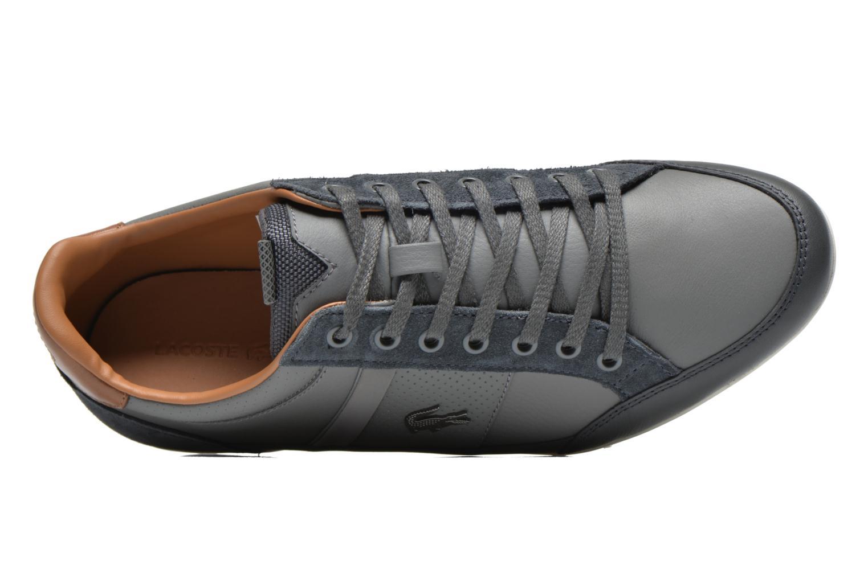 Sneaker Lacoste Chaymon Prm2 grau ansicht von links