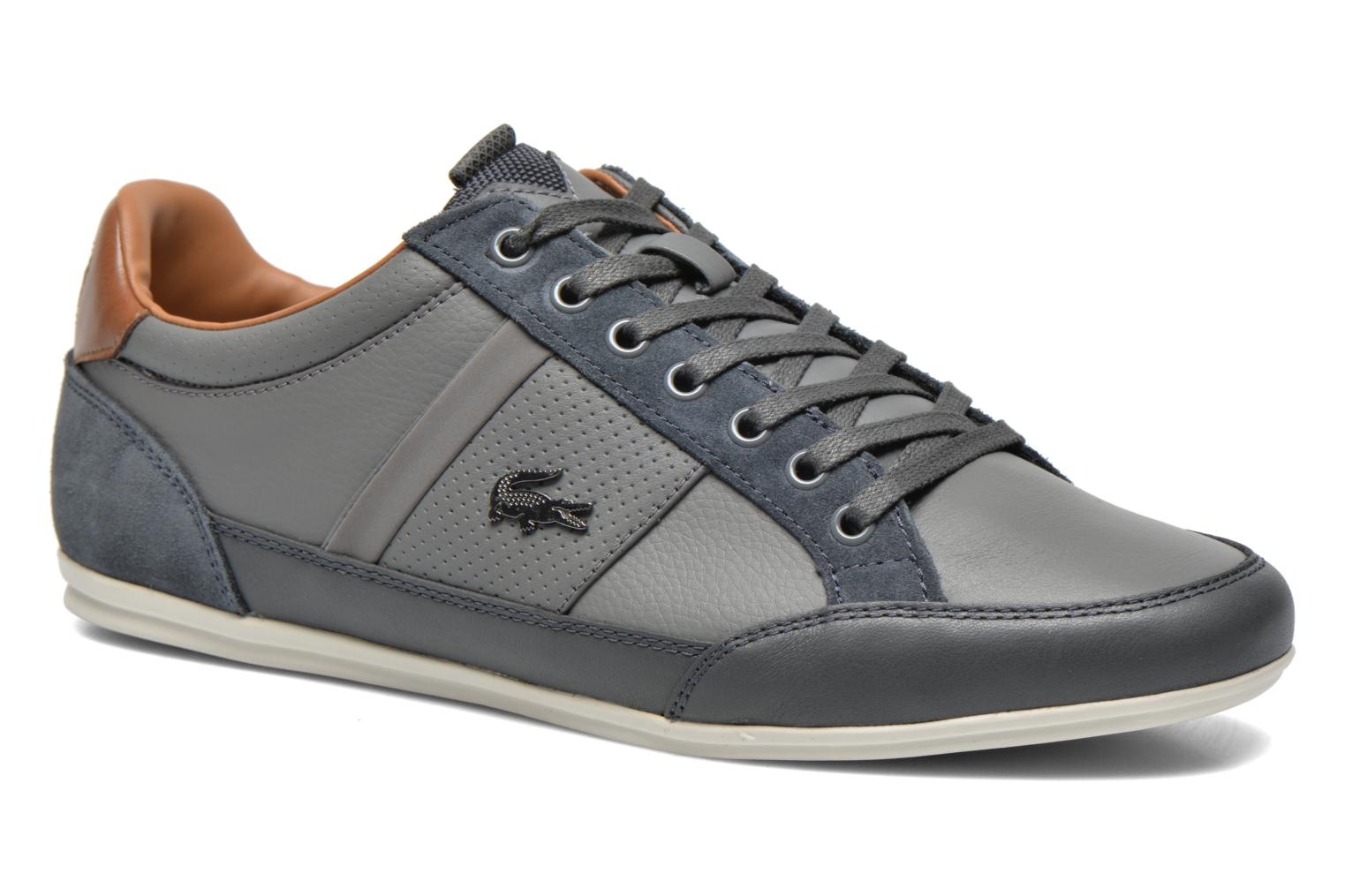 Trainers Lacoste Chaymon Prm2 Grey detailed view/ Pair view