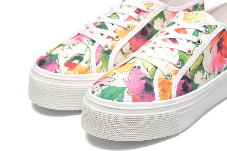 Sneakers Les Tropéziennes par M Belarbi Samba Bianco immagine 3/4